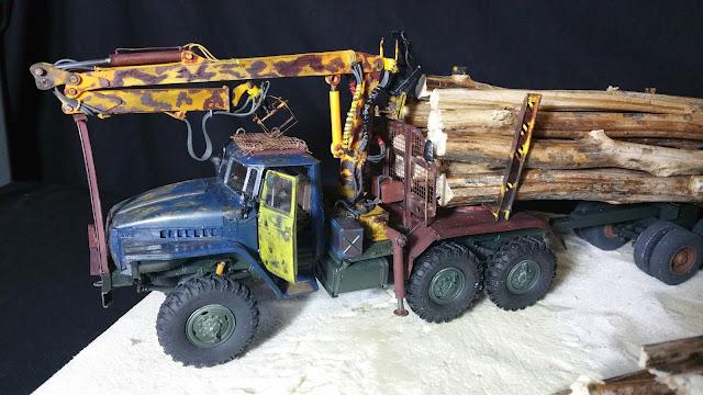 Ural 4320 Timber. 20170419_170106%255B1%255D