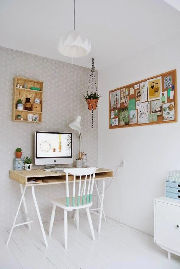 Ideas para tu oficina en casa for Ideas para oficina en casa