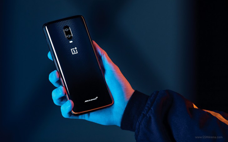 OnePlus 6T McLaren Edition with 10GB RAM and 30W Warp Charge announced