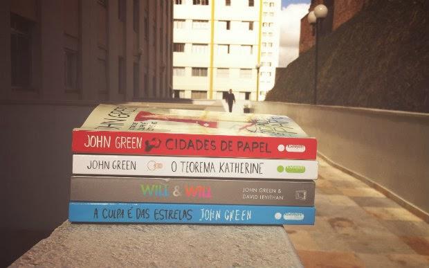 Casa Do PDF: Combo John Green
