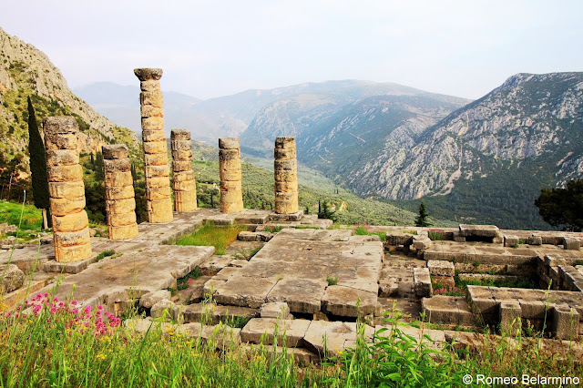 Delphi Tripology Adventures Off-Road Trip Central Greece