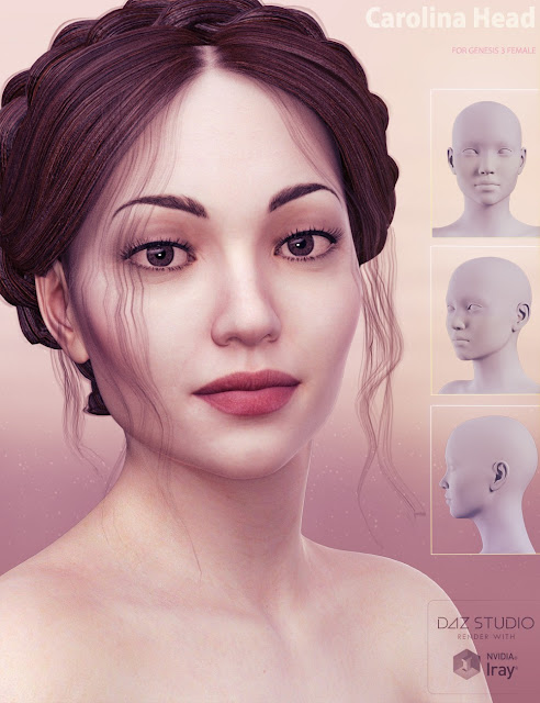 EP3A Enchanting Shapes for Genesis 3 Female Merchant Resource
