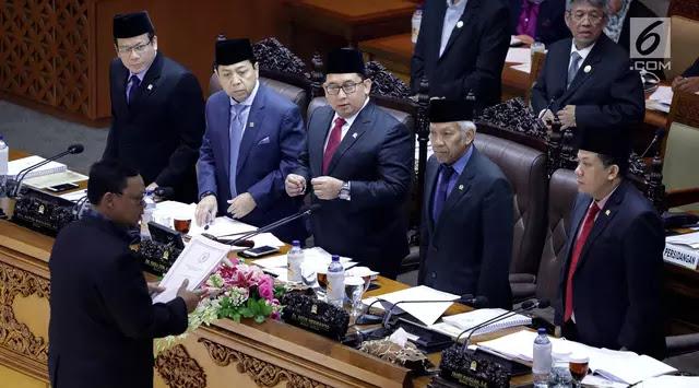 Dua Fakta Horor yang Terjadi di Senayan Saat Rapat Paripurna RUU Pemilu