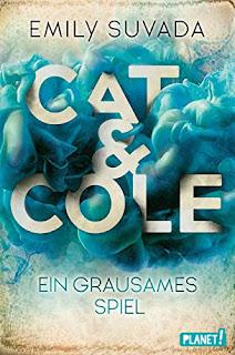 Neuerscheinungen im April 2019 #2 - Cat & Cole 2: Ein grausames Spiel von Emily Suvada