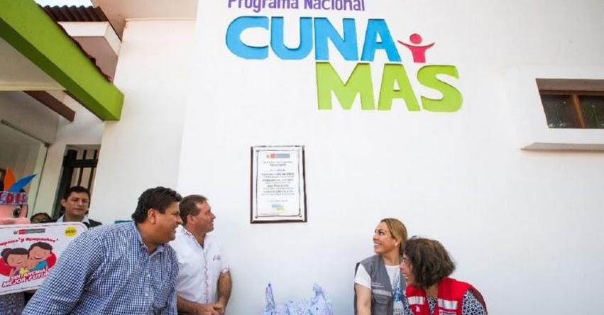 CUNA MÁS: Más de 60 niñas y niños de Pucallpa recibirán atención integral - www.cunamas.gob.pe