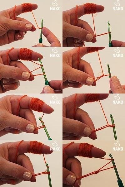 Tığ işi Örümcek Modeli Yapımı - Resimli Anlatım