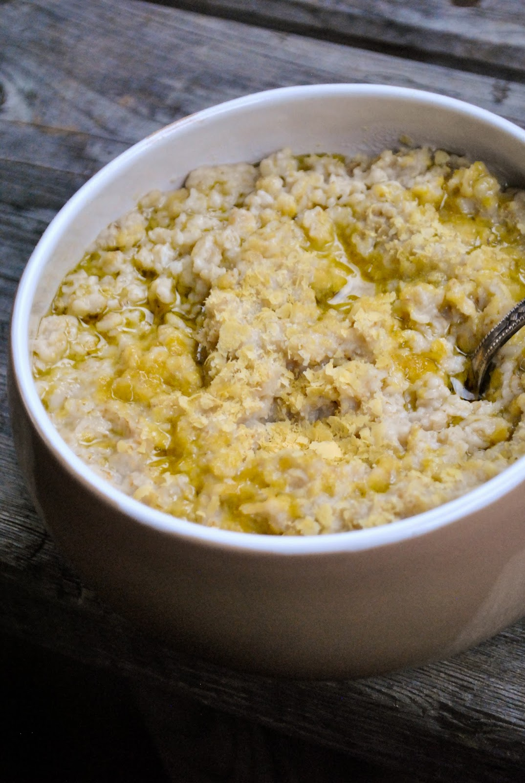 2 Porridge For Many Years My Favorite Morning Was Made With Buckwheat Flakes But Lately Ive Been Really Digging Good Old Oatmeal
