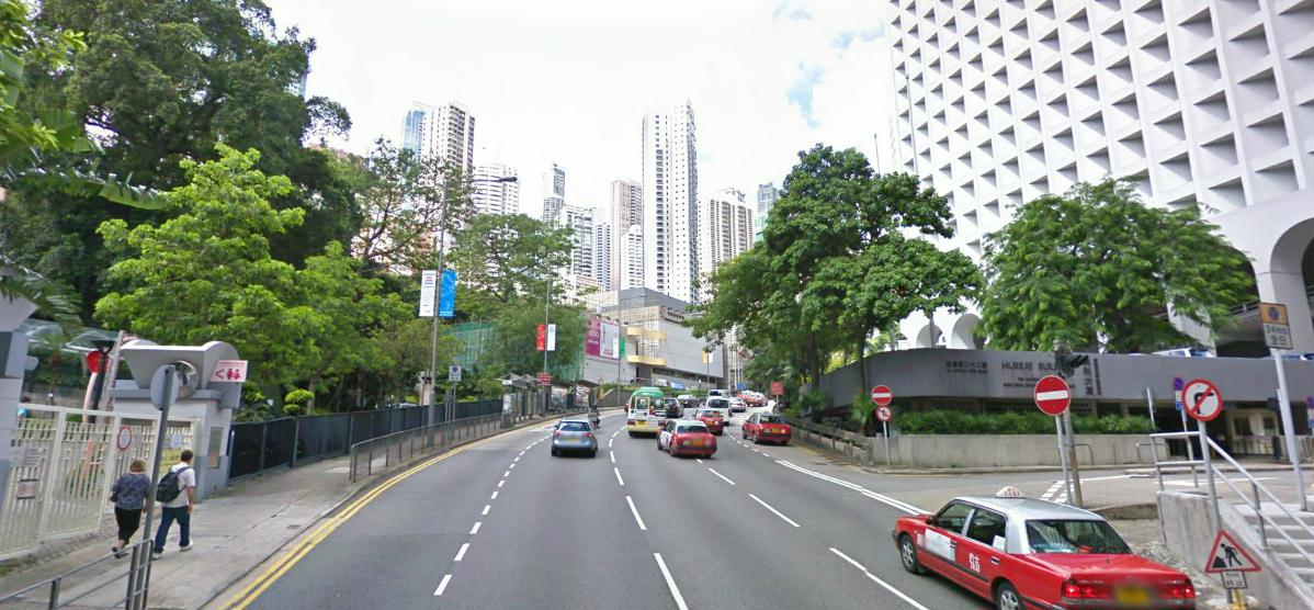 Running Routes: Hong Kong, Bowen Road Running Route