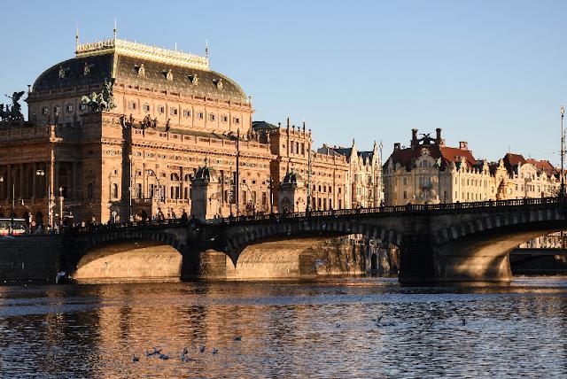 Primeiro dia do roteiro em Praga