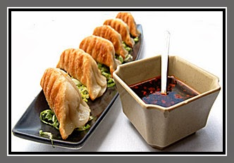 Recipe Spy Potstickers With Spicy Dipping Sauce Recipe Chef