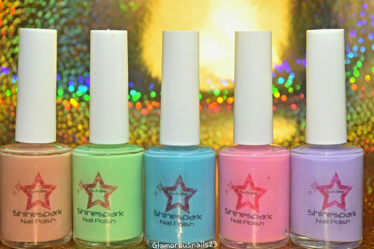 Shinespark Polish The Light Collection