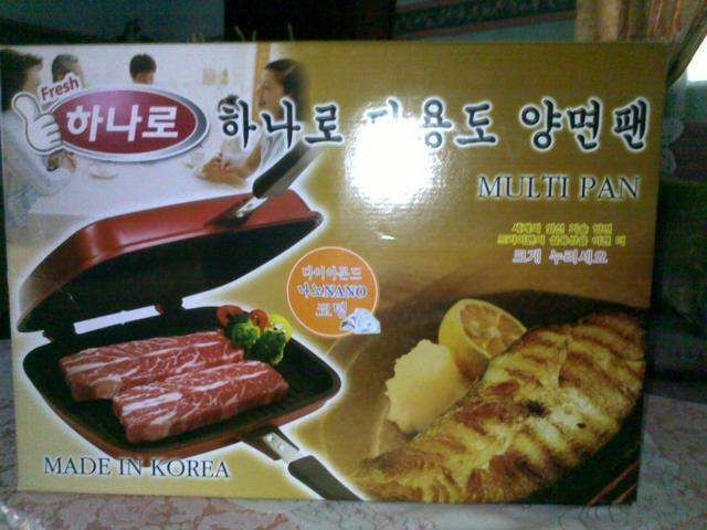 Nan Yang Kitchen Menu