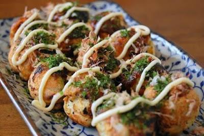 Peluang Usaha Kuliner Makanan Jepang Takoyaki