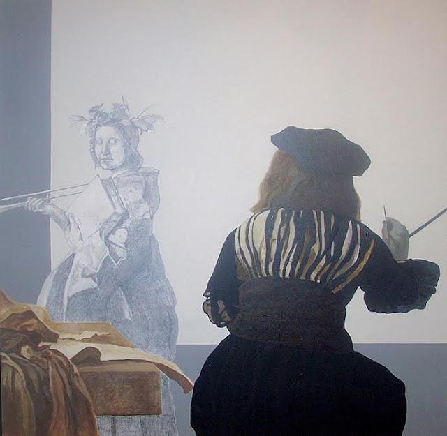 Otvaranje izložbe Dragana Hajrovića