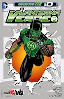 Os Novos 52! Lanterna Verde #0