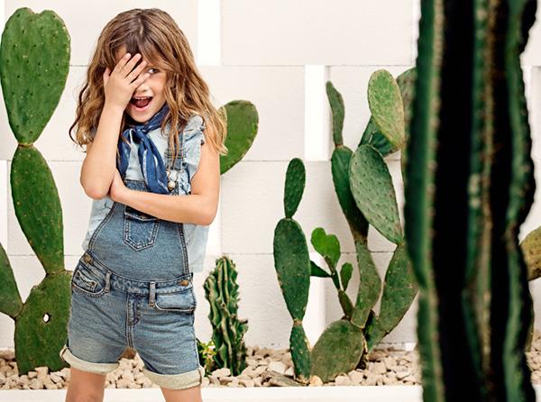 Moda infantil primavera verano 2018 Paula Cahen D'Anvers Niños.