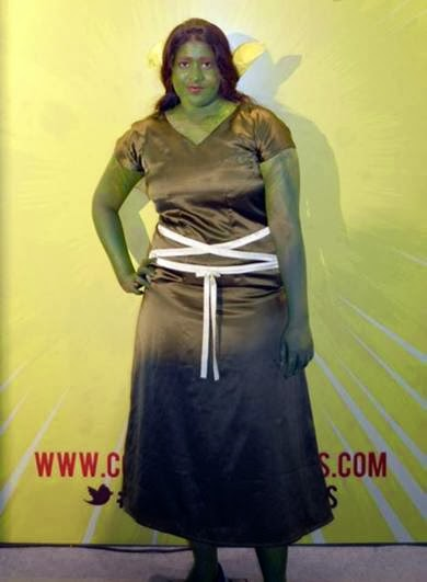 WORST FUNNY HULK COSPLAY COSTUMES IN INDIAN COMIC CON ...