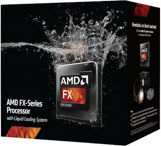 AMD Vishera FX-9590 - box