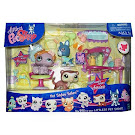 Littlest Pet Shop 3-pack Scenery Boston Terrier (#1025) Pet