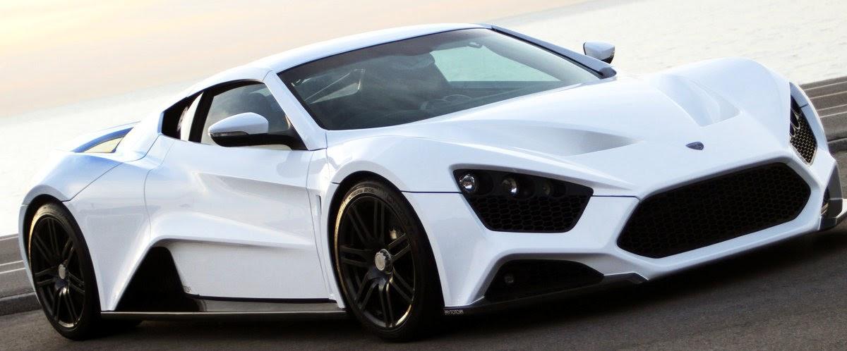 Zenvo St1 Price >> Tricked Out Showkase - A Custom Car | Sport Truck | SUV ...