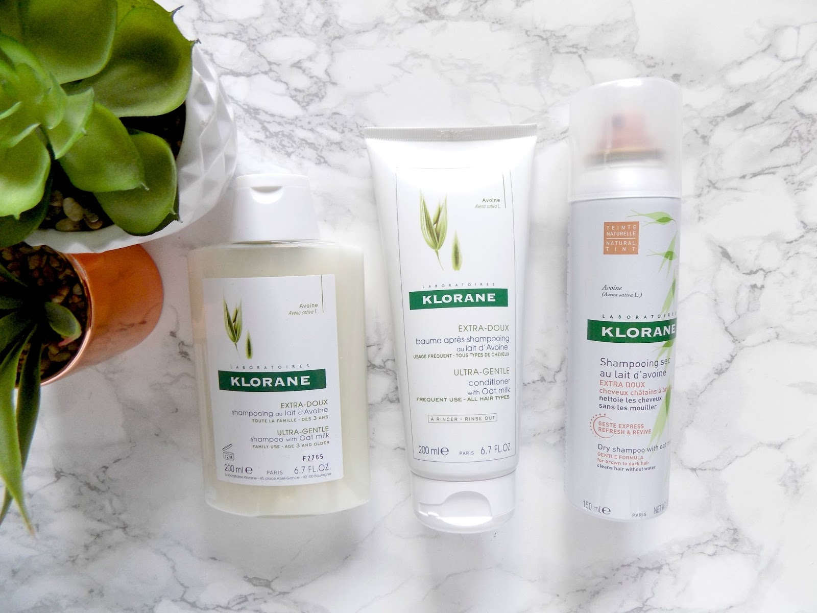 Klorane ultra gentle haircare review