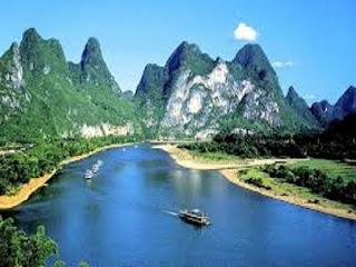 Gambar Wisata China Yangshuo