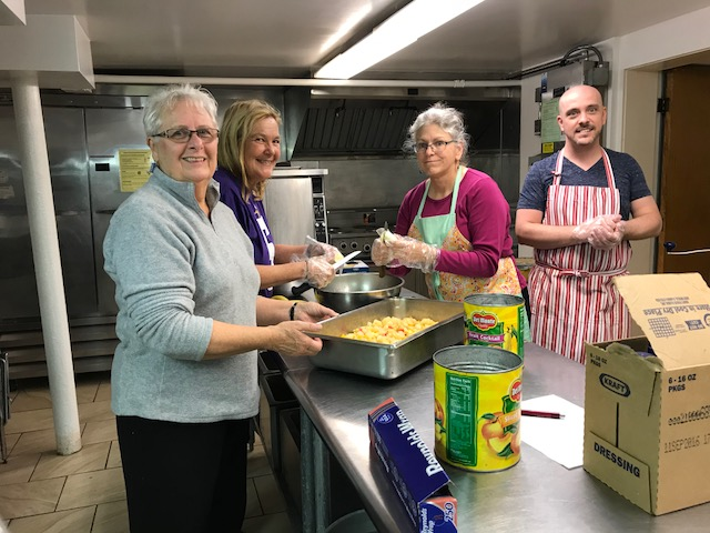 Soup Kitchen Philadelphia Group Volunteer Pm