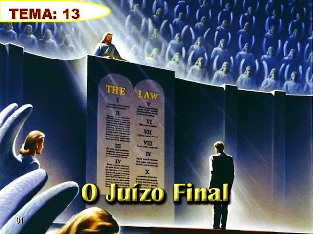 Tema 13_O Juízo Final