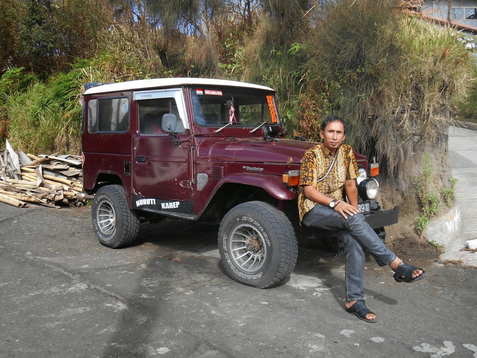 surabaya bromo driver