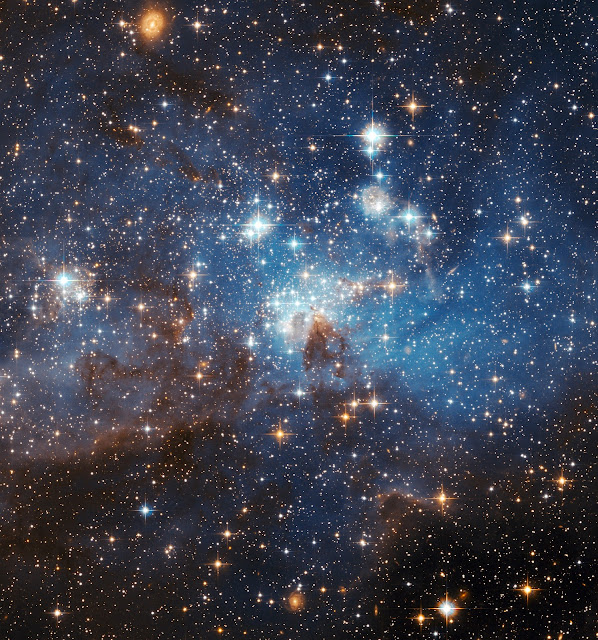 Star-Forming Region LH 95