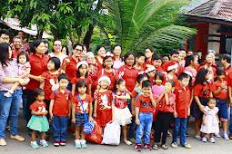Perayaan Natal BIA-BIR  Lingkungan Aloysius 4