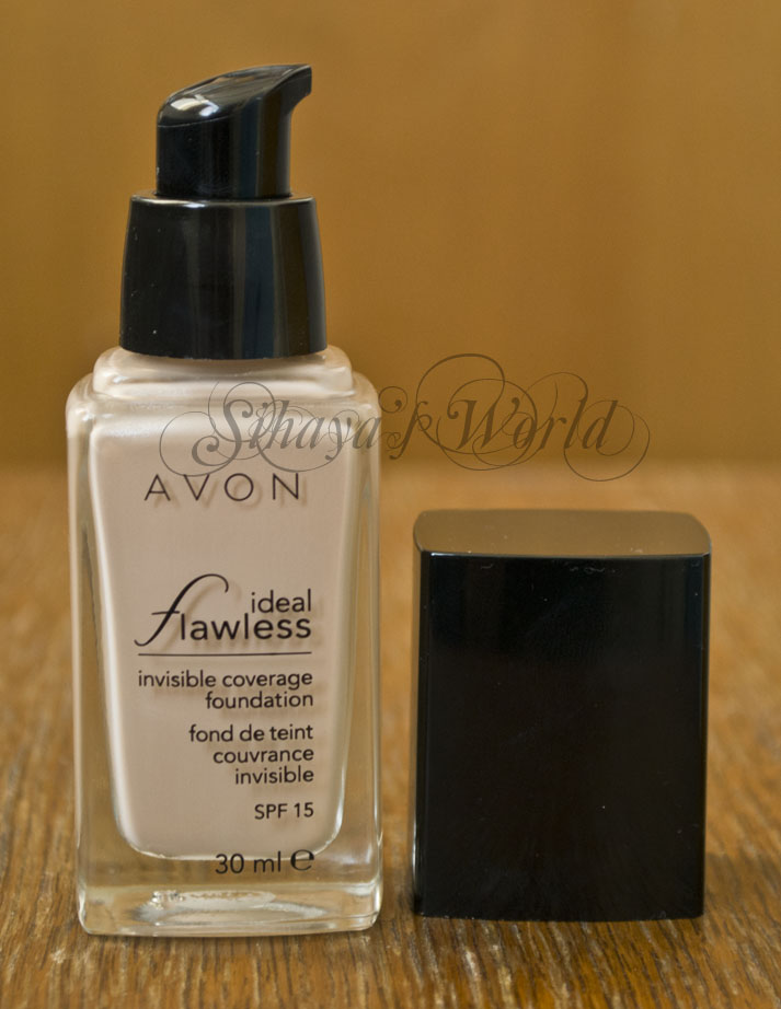 avon ideal flawless foundation