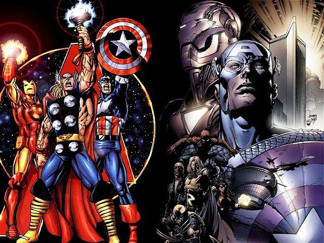 Los Vengadores comic