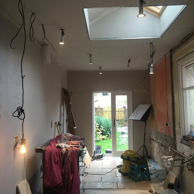 diy installing downlights