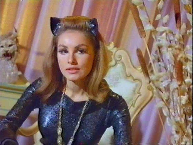 MEDIATED: Kitty Kali: Julie Newmar As Catwoman