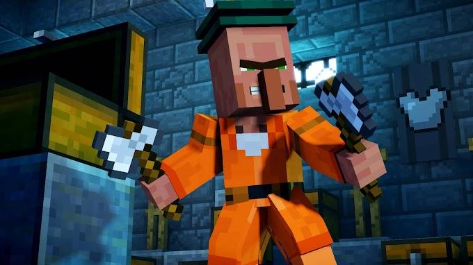 لعبة Minecraft وصلت للقمة