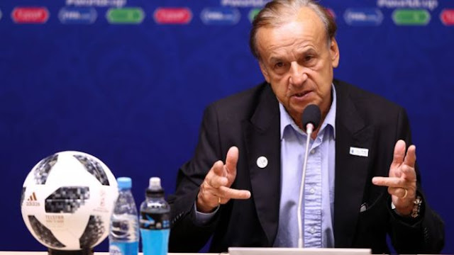 AFCON qualifiers: Rohr reveals how Super Eagles will approach Libya