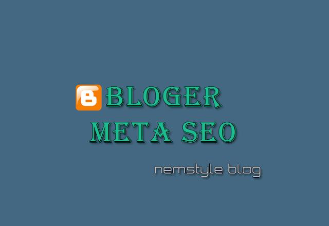 Thẻ Meta chuẩn SEO đầy đủ nhất 2017 cho Blogspot