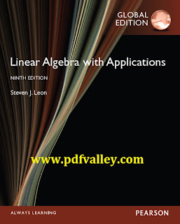Linear Algebra with Applications 9th Global Edition