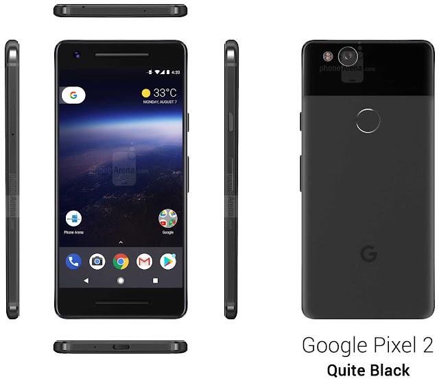 Fakta Google Pixel 2 yang Perlu Diketahui