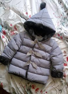 Przesyłka z GAMISS | Zimowe kurtki dziecięce