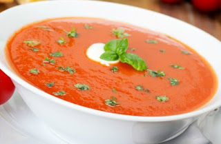 Tomato soup recipe - foodocon.com