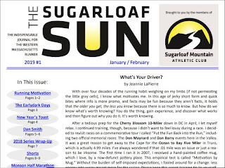 cover of The Sugarloaf Sun (1/1/19 issue)