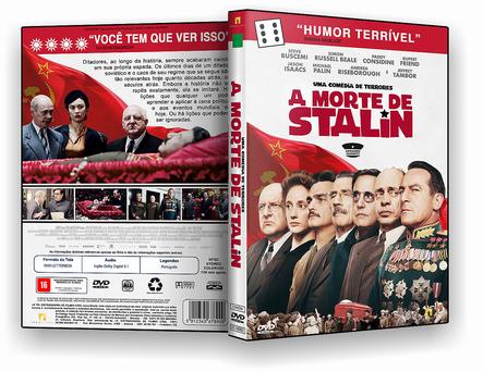 CAPA DVD – A MORTE DE STALIN – ISO