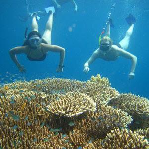Paket Wisata Tour Pulau Pari Murah