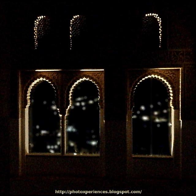 Oratorio del Mexuar. Mexuar Oratory. Alhambra, Granada.
