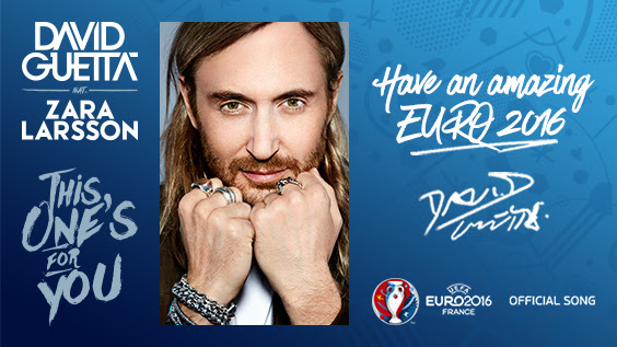 """This One's For You"", Lagu Resmi EURO 2016"