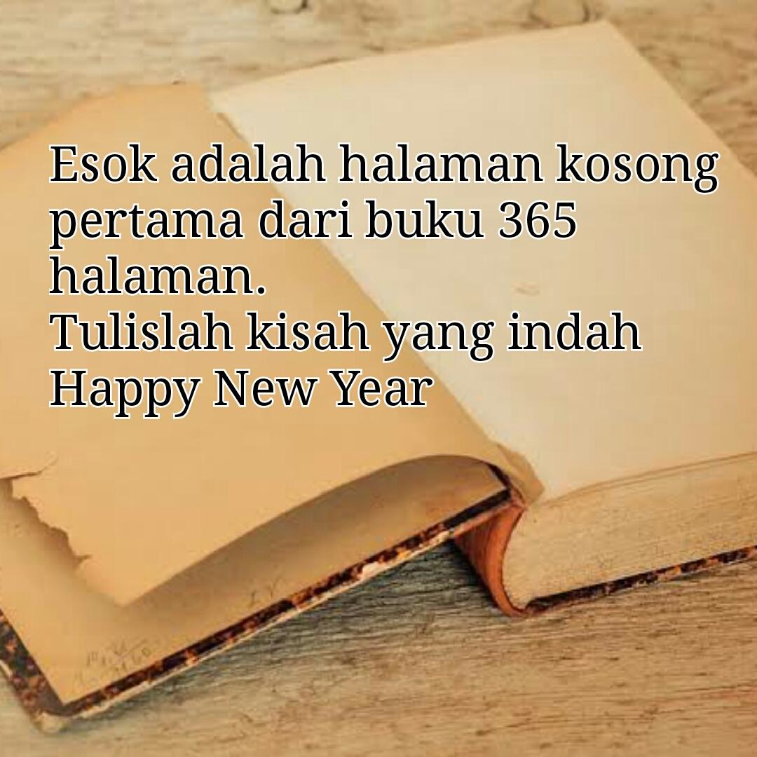Gambar Ucapan Selamat Tahun Baru 2018