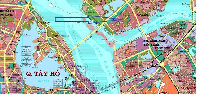 Quy hoạch dự án EuroWindow River Park