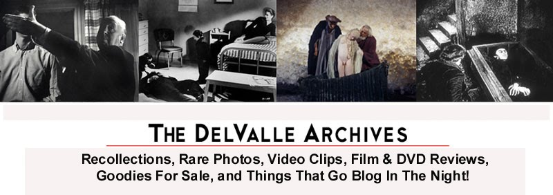 The Del Valle Archives